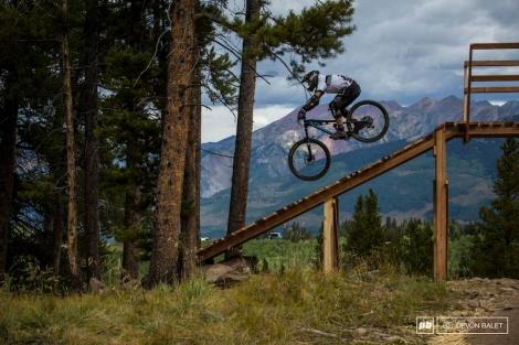 Trail/enduro bike